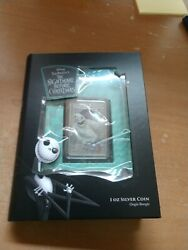Disney – The Nightmare Before Christmas Oogie Boogie 1oz Silver Coin