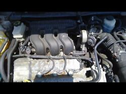 Automatic Transmission 3.0l 6 Speed Fits 05-07 Five Hundred 766636