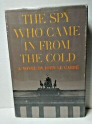 The Spy Who Came In From The Cold Le Carre Coward-mccann 1st Us Ed 1964 5th Vg