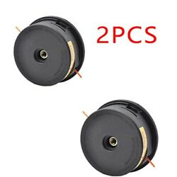 2pcs Trimmer Head For Stihl Autocut 25-2 Trimmer Bump Heads String Trimmers