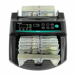 Kolibri Rook Money Counter With Uv/mg/ir Counterfeit Detection – Count, Add...