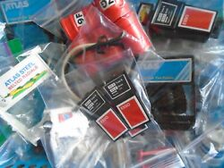 Vintage 1985 Playmobil Esso Replacement Parts Tools People Tires U Pick