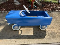 Vintage 1960's Murray V Front Pedal Car Repainted