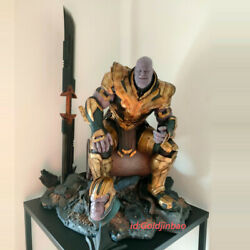 Queen Studio 1/4 Scale Thanos Resin Model Painted Statue Pre-order Standard Ver.