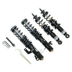 For Bmw M3 01-06 Coilover Kit 0.4-2.4 X 0.4-2.4 5100 Series Nco Front And Rear