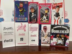 Atlanta Braves Sga Bobbleheads Pick Your Favorite Braves Bobblehead
