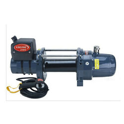 St Universal Tds-20.0 20000lb Pound Electric Self-recovery Winch 24v Steel Cable