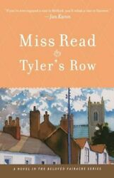 Tylerand039s Row By Miss Read New