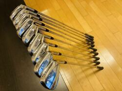 No.2 Pw T-forged X100 Pieces 681 Tight List Dg Titleist Forged 1998 T.w Tiger