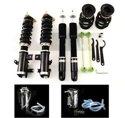 Free Gift + Bc Racing Br-type Coilovers Honda Civic Si 17-20 + Tax Back