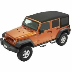50723-17 Brand New Soft Top Only For Bestop 54724-17 Jeep Wrangler Jk 07-18