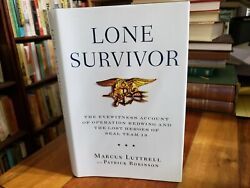 Lone Survivor The Eyewitness Account Of Operation Redwing And The Lost Heroes