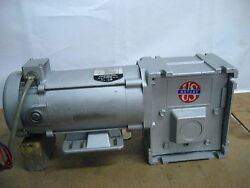 Dc Motor Us Motors Speed- A-matic With Gear Box