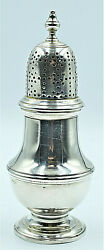 And Co. 1947-1956 Sterling Silver Shaker 90g 4.5 Tall W Gold Interior