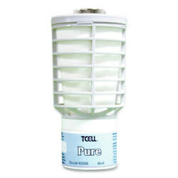 Rubbermaid Commercial 402498 6-pc. Tcell 1.62oz. Air Freshener - Pure Scent New