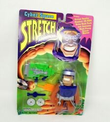 Cap Toys 1995 Retro Cyber Space Stretch Armstrong 6 Action Figure Mib