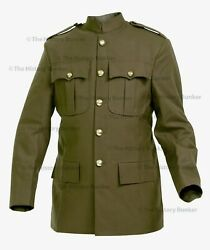Ww2 British Army Warrant Officer Tunic - Made To Your Sizes