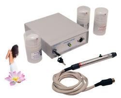 Bio Avance Hair Removal Device Includes Machine And Treatment Accessory Kit