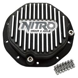 For Pontiac Catalina 66-72 Nitro Gear And Axle Rear Differential Cover