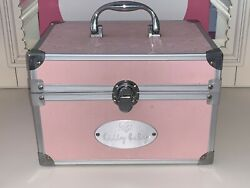 Bitty Baby Doll Case Suitcase Luggage Pink Trunk Train American Girl Ag