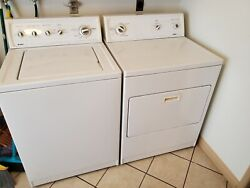 Kenmore Series 90 Washer And Electric Dryer Series 80. Set 400 Firm Price