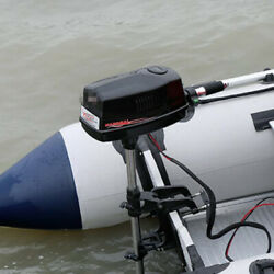 Electric Outboard Motor Boat Engine 24v 800w For Fishing Inflatable Boat Motor