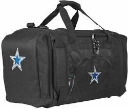 Officially Licensed Nfl Dallas Cowboys Duffel Bag Large Luggage Travel Sports