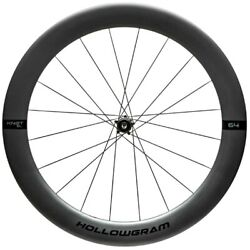 New - Cannondale Hollowgram Sl Knot 64 Carbon Front Wheel - Clincher - Free Ship