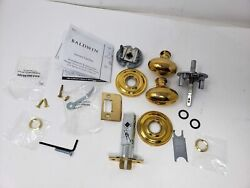 For Parts Only Baldwin 5025.150.priv Solid Brass Door Knob