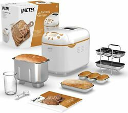 Imetec The Forneria, Machine For Make Pan, Chapatas, Muffin, Pizza And Sweets