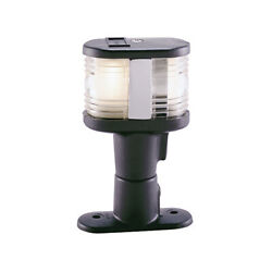 Perko 1183dp0chr Combo Masthead All-round Anchor Light 3-3/16andquot 12vdc