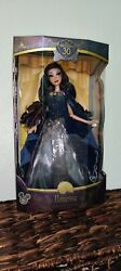 Disney D23 Vanessa 30 Year Anniversary Collectible Doll New In Box