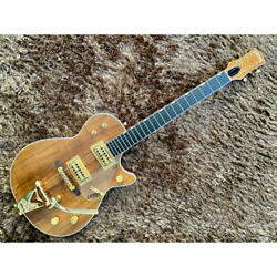 Gretsch Duo Jet G6128t-koa Fsr Good Condition With Hard Case Used