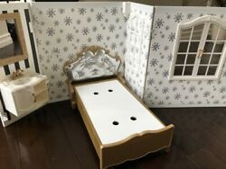 American Girl Grand Hotel Room Lobby Murphy Bed Bathroom Sink Only New