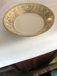 Wedgwood Florentine Gold Dragons W4219 5 Fruit Bowl - 7 Available.