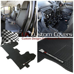 Ford Custom Transit 2017 Similicuir Tout Seat Housses And Sans Tapis 454 161 329