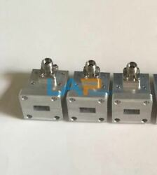 Qty1 New For Yerkon--bj220 Wr42 Waveguide Coaxial Converter 17.6-26.7ghz 1.2