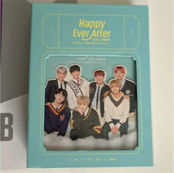 Bts Jpn Official Fanmeeting Vol4 Happy Ever After 1st Limited Edition No Card