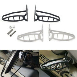 For Bmw F800gs Rear Steel Turn Signal Light Covers Protector Motorcycle Black