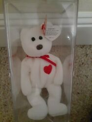 1993 Ty Beanie Baby Valentino/rare/ Manufacture Errors/tag Errors/mint Condition