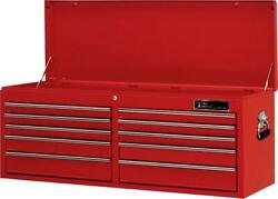 51 Inch 10 Drawer Roller Bearing Chest