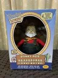 Toy Story Prospector Young Epoch 30 Cm Unused