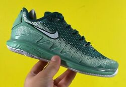 Nikecourt Air Zoom Vapor X Knit And039hyper Jadeand039 Womenand039s Size 5.5 [ar8835-300]