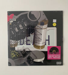 Death Grips Government Plates Vinyl Rsd 2014 Sealed With 'death' License Plate