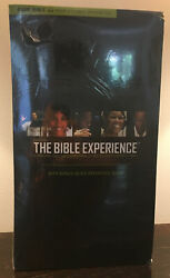 The Bible Experience Audio Bible 79 Cd Set By Zondervan New Niv, Bible Study