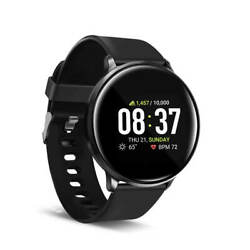 Itouch Sport 3 Unisex Touchscreen Smartwatch Black Case And Strap 45mm