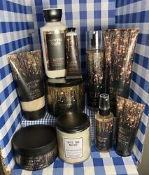 Bath And Body Works Large Into The Night Collectionlot Of 10 Productsfree Ship