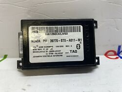 07-09 Acura Mdx Bluetooth Comunication Control Module Oem