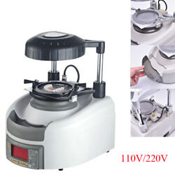 2 Years Warranty Fda Dental Lab Vacuum Forming And Molding Former 8 Push-button