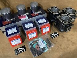 Polaris Virage Genesis 1200 Top End Rebuild Kit Cylinder Piston Gasket 99-04 270